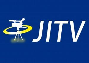 jitv logo font blue